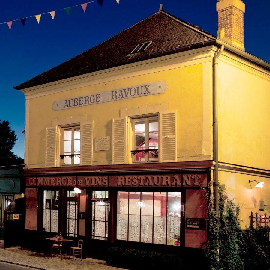 Auberge Ravoux de Van Gogh à Auvers-sur-Oise