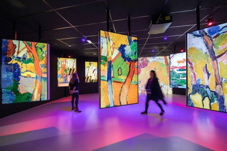 Exposition au Château d'Auvers-sur-Oise