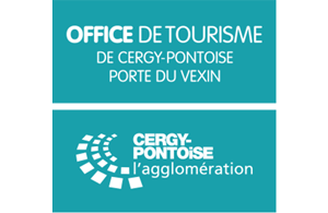 Logo de l'Office de Tourisme de Cergy-Pontoise Porte du Vexin