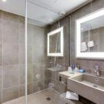 Salle de bain Novotel Cergy-Pontoise