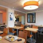 Salle de petit déjeuner Ibis Budget Cergy Saint-Christophe